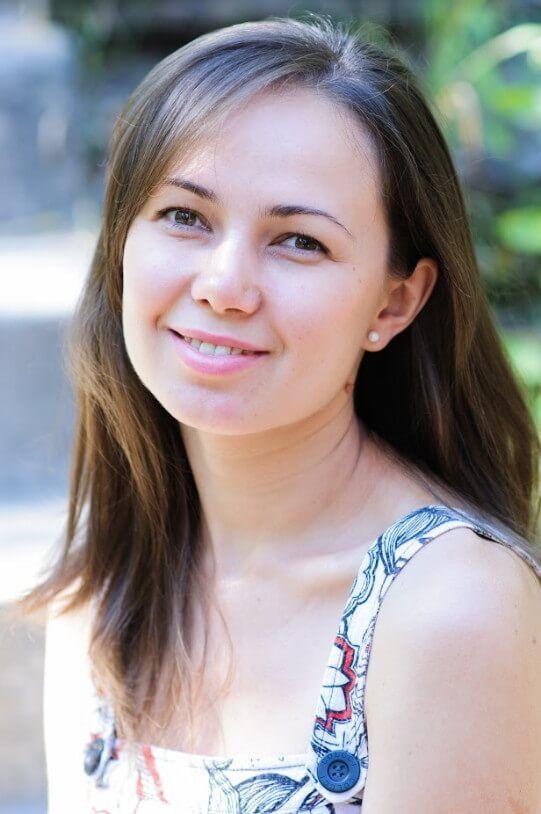 Viktoriya Parchomenko